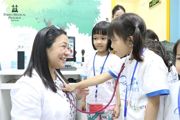 FMP Hà Nội - địa chỉ khám nhi quốc tế chuyên nghiệp, thân thiện