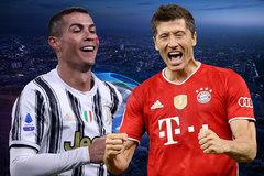 "Máy dội bom" Lewandowski: Tiến hóa như Ronaldo