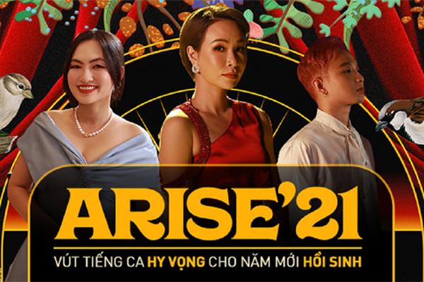 MV 'Arise'21 - Ta sẽ hồi sinh' truyền cảm hứng về thế hệ S-Gen