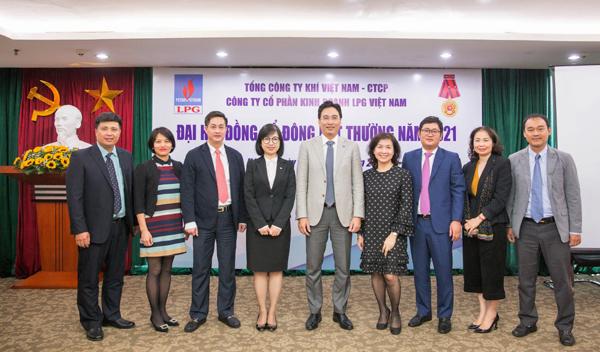 PV GAS LPG tổ chức Đại hội đồng cổ đông bất thường 2021