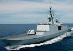 Sức mạnh tàu khu trục Pháp triển khai đến Biển Đông