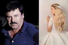Vợ hoa hậu của ông trùm ma túy nguy hiểm nhất thế giới sa lưới