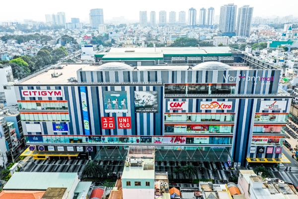 Uniqlo khai trương cửa hàng thứ 4 ở TP.HCM