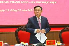 Khu di tích Hoàng thành Thăng Long cần trở thành công viên di sản đẹp nhất Hà Nội