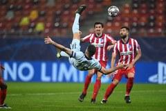 Giroud ghi siêu phẩm, Chelsea đánh gục Atletico