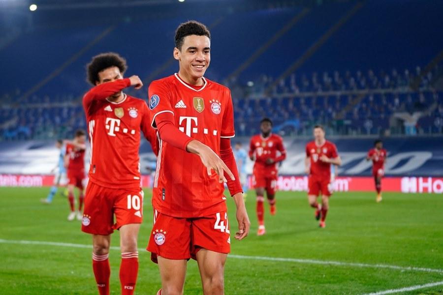Lazio,Bayern Munich,Cup C1