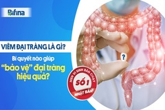 3 lưu ý 'vàng' giúp phòng ngừa viêm đại tràng