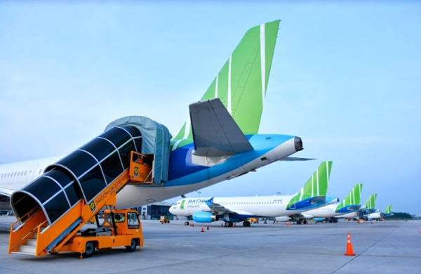 Bên bán bớt, bên thuê về - bức tranh trái ngược của hàng không năm 2021