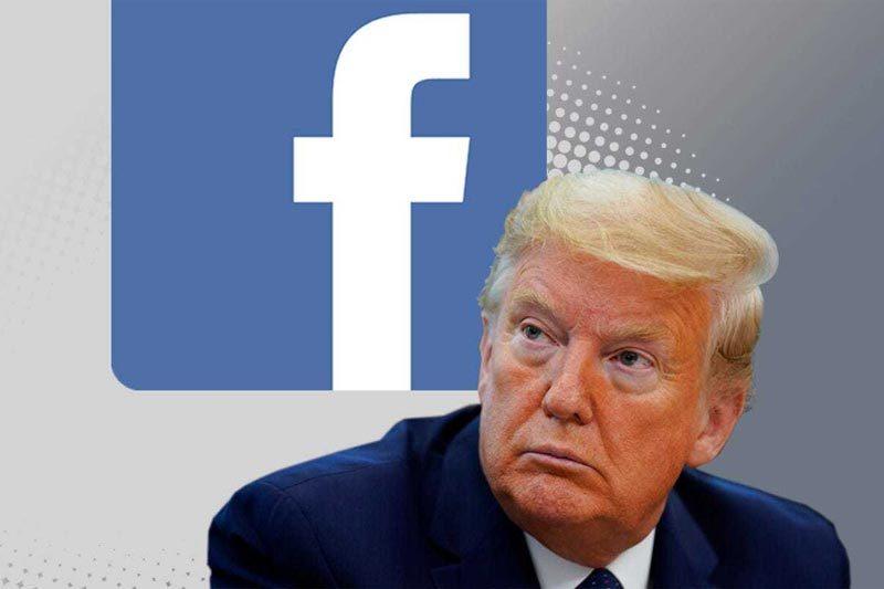 Ông Trump  kháng cáo, đòi khôi phục các tài khoản Facebook, Instagram