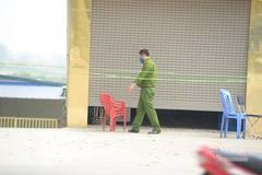 Kẻ sát hại 3 người ở Hòa Bình dương tính với ma túy