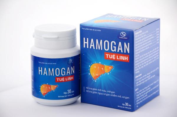 Công bố kết quả nghiên cứu TPBVSK Hamogan Tuệ Linh với bệnh gan nhiễm mỡ