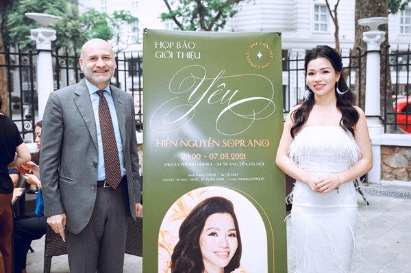 soprano Hien Nguyen,vietnam music