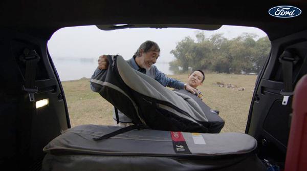 Ford Everest - yêu gia đình trọn vẹn, thỏa chí đam mê xe