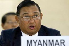 Đại diện quân đội Myanmar đến Thái Lan họp giải quyết khủng hoảng