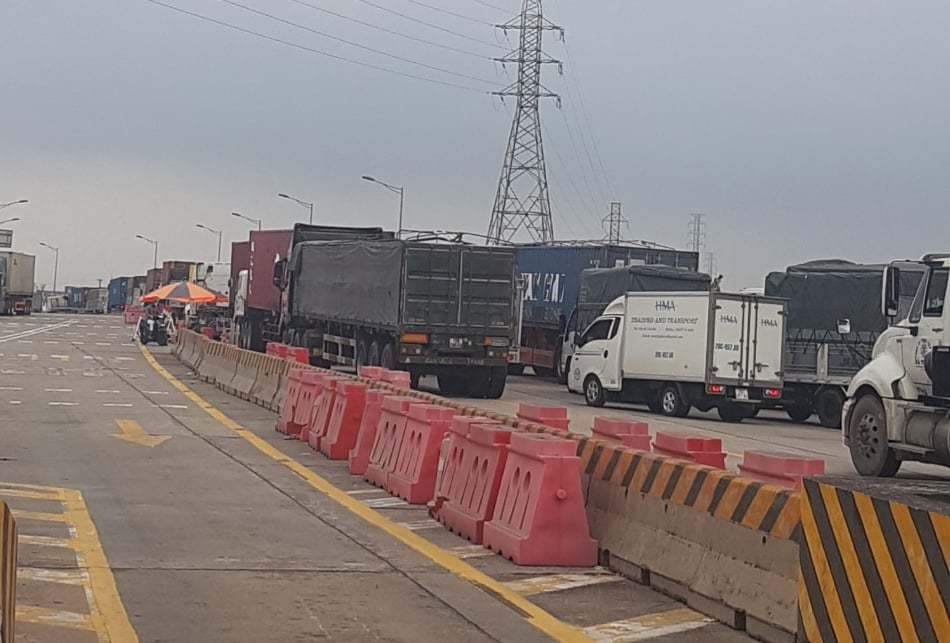 Hải Phòng chỉ đạo phân luồng giao thông nút giao cao tốc với QL10