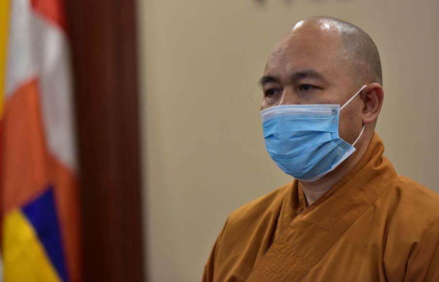pagoda,Vietnam Buddhist Association,online religious rituals