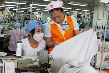 Textile companies hope for better days ahead