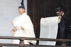 Tổng Bí thư, Chủ tịch nước gửi điện chúc mừng Nhà vua Nhật Bản