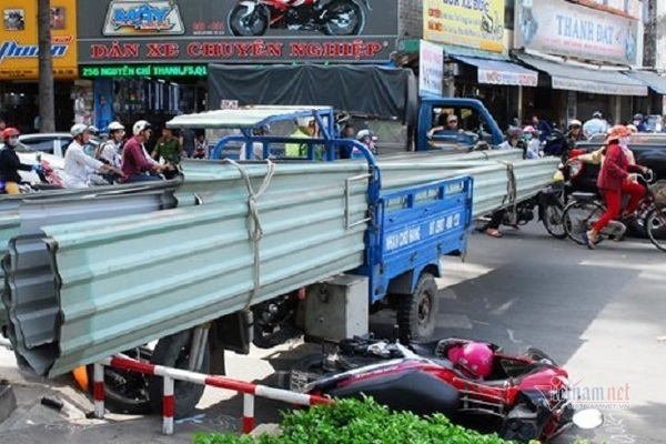 HCM City to ban rudimentary vehicles after 2025
