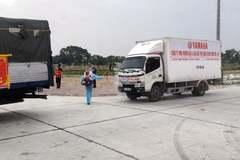 QL 5 thông tuyến, Hải Phòng gia hạn xét nghiệm Covid-19 cho lái xe Hải Dương