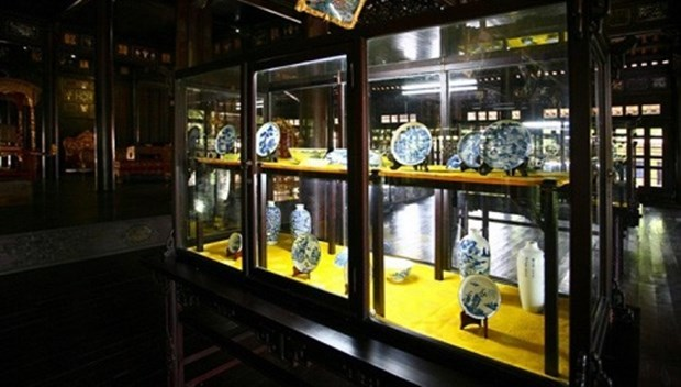 The Hue Museum of Royal Antiquities,UNESCO,King Minh Mang,entertainment news