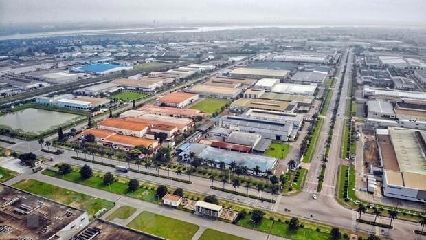 industrial park,GDP growth rate,economic zone,vietnam economy