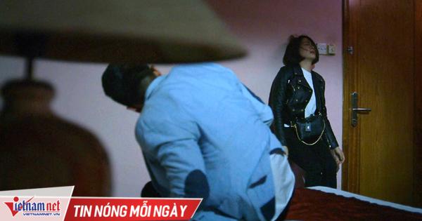 Cảnh Hồng Diễm bị cưỡng bức gây tranh cãi nhất 'Hướng dương ngược nắng'