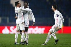 Chơi hơn người, Real Madrid thắng nghẹt thở Atalanta
