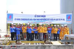 Lễ giao nhận lô Condensate BBC đầu tiên giữa PV GAS và PVOIL