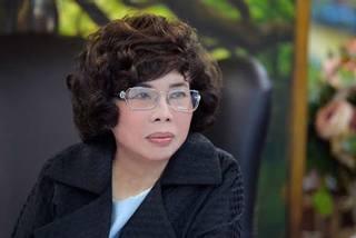 Bước đi mới của nữ CEO ngân hàng nổi tiếng nhờ sữa tươi