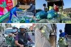 Vượt gần 800 km, vận chuyển nông sản Hải Dương bán giúp bà con