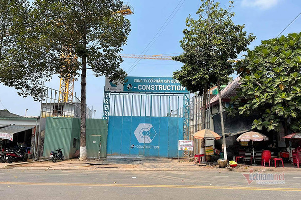 Xây dựng dự án C-River View không phép, công ty Cường 'đô la' bị xử phạt