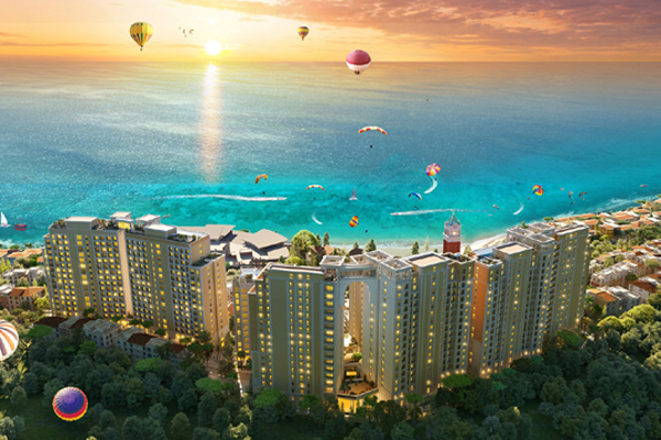 Cao ốc bên bờ biển - 'mảnh ghép' còn thiếu ở thành phố đảo Phú Quốc
