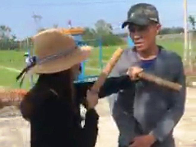 Cô gái Quảng Nam tìm đến tận nhà dạy bảo người đàn ông s.àm s.ỡ