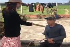 Cô gái Quảng Nam tìm đến tận nhà dạy bảo người đàn ông sàm sỡ
