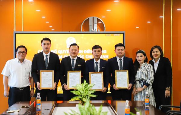Kim Oanh Group xây dựng môi trường làm việc đáng mơ ước