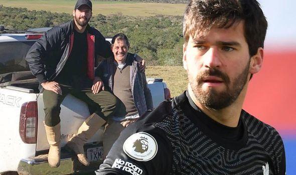 Alisson của Liverpool nhận tin đau buồn, cha qua đời thương tâm
