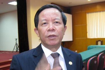 Retired deputy minister becomes bank president