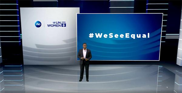 P&G cam kết hành động nhằm thúc đẩy bình đẳng giới