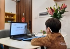 Students tired of online learning
