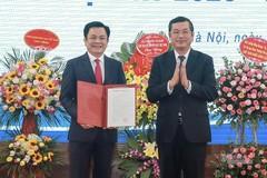 PGS.TS Nguyễn Hoàng làm hiệu trưởng Trường ĐH Thương mại