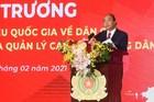 Toàn văn phát biểu của Thủ tướng tại lễ khai trương cơ sở dữ liệu quốc gia về dân cư