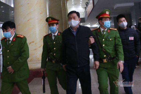 Hôm nay, ông Đinh La Thăng, Trịnh Xuân Thanh lại hầu tòa