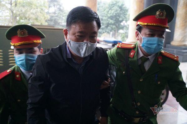 Mở lại phiên tòa xét xử các ông Đinh La Thăng, Trịnh Xuân Thanh
