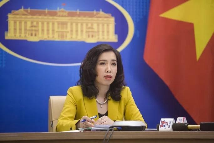 Việt Nam lên tiếng việc Trung Quốc xây căn cứ tên lửa gần biên giới hai nước