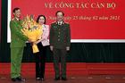 Đại tá Trần Minh Tiến giữ chức vụ Giám đốc Công an tỉnh Lâm Đồng