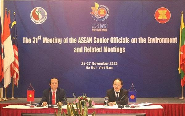 Vietnam,ASEAN environmental cooperation