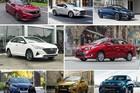Sedan hạng B: Nhiều nâng cấp nhưng giá tăng, làm khó khách Việt