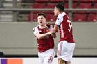 Arsenal 2-2 Benfica: Rượt đuổi hấp dẫn (H2)