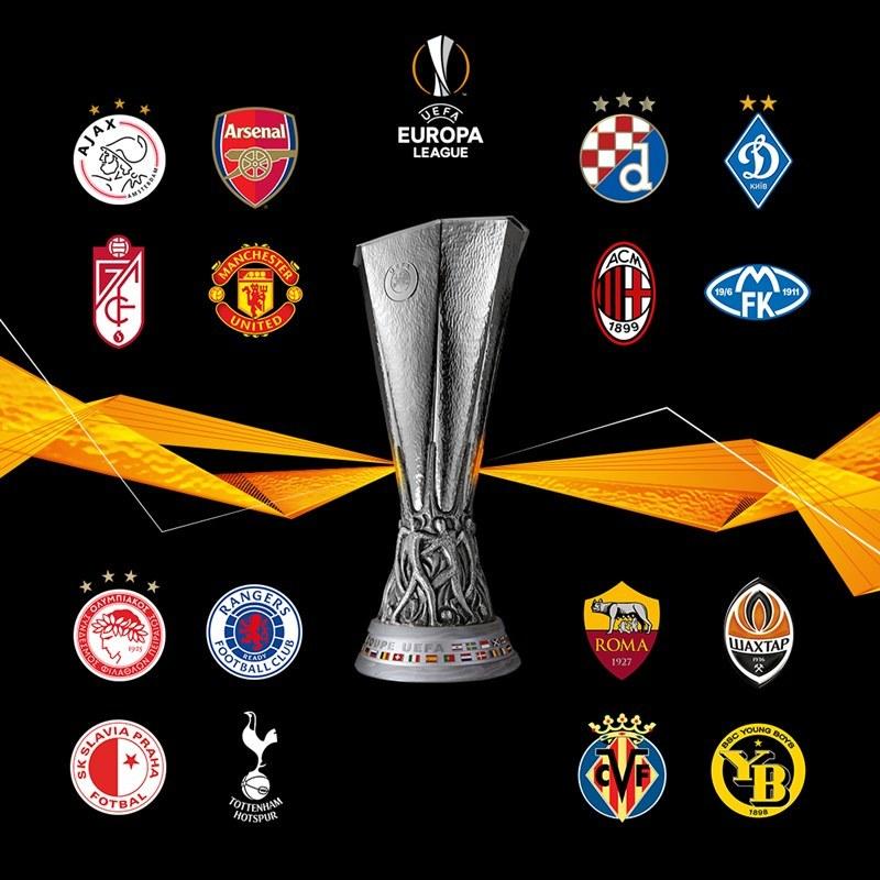 Xác định 16 đội bóng đi tiếp ở Europa League